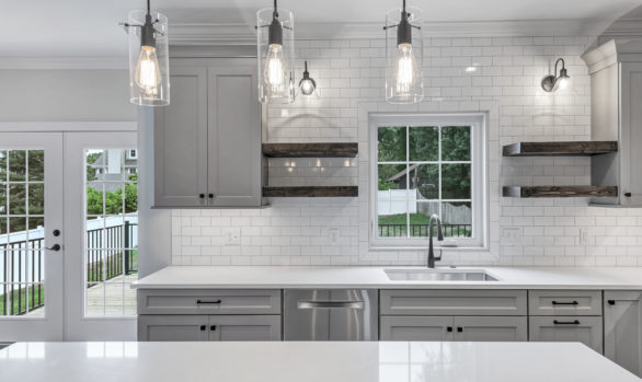 New and Remodeled Kitchens