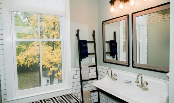 New and Remodeled Bathrooms